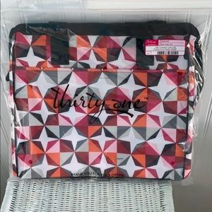 Thirty one get creative carry all tote Origami pop